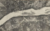 Aerial view of Wetumpka, Alabama.