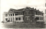 John Andrew Memorial Hospital at Tuskegee Institute in Tuskegee, Alabama.