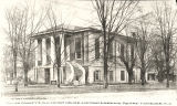 """Macon County's Old Court House and Confederate Square, Tuskegee, Ala."""