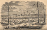"""View from the Right of Garrard's Division."""