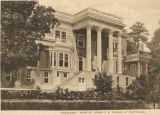 """'Prathome', home of Judge C. E. Thomas at Prattville."""