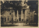 """Prathome,"" the home of Judge C. E. Thomas in Prattville, Alabama."