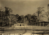 Oak Park swimming pool in Montgomery, Alabama.