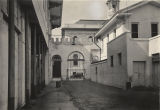 Old Southern Market, Mobile, courtyard view.
