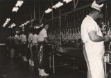 Workers in a poultry processing plant in Alabama.