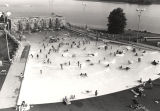 Wave pool at Point Mallard Park in Decatur, Alabama.