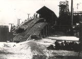 Dolomite No. 2 mine of the Woodward Iron Company in Dolomite, Alabama.