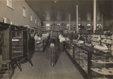 Interior of the Robbins & McGowin Co. department store in Brewton, Alabama.