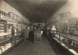Interior of the Beeville Mercantile Company in Greenville, Alabama.