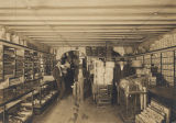 Interior of a store in Wetumpka, Alabama.
