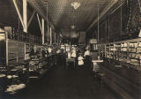 Interior of a store in Athens, Alabama.