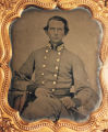 Captain John Nicholson Slaughter, Company B, 34th Alabama Infantry, C.S.A.