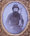 Private W. A. Pate, Company C, 8th Alabama Infantry, C.S.A.