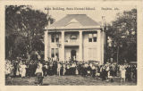 """Main Building, State Normal School, Daphne, Ala."""