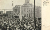 """Unveiling Pike Co., Ala. Confederate Monument, Troy, Ala."""