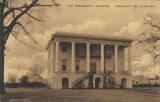 """The President's Mansion. University of Alabama."""