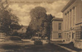 """Smith Hall, Front View. University of Alabama."""
