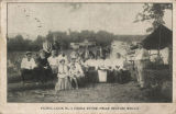 """Picnic, Lock No. 3, Coosa River, near Ingram Wells."""