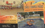 """Idle Hour Park, operated by Martin Theatres. Phenix City, Alabama, 2 1/2 Mi. on Summerville..."