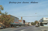 """Greetings from Luverne, Alabama."""