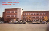 """Holy Family Hospital, Birmingham, Ala."""