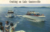 """Cruising on Lake Guntersville."""