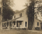 Prude family home in Tuscaloosa County, Alabama.