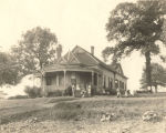 Children's Aid Society home in Montgomery, Alabama.
