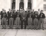 Twenty-third reunion of the Charter Club members of the Alabama Highway Patrol in Montgomery,...