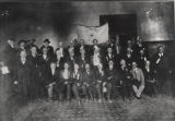 Reunion of the 28th Alabama Infantry, C.S.A., in Birmingham, Alabama.
