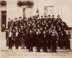 Reunion of the 15th Alabama Infantry, C.S.A., in Montgomery, Alabama.