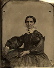 Unidentified older woman.