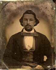 Unidentified young man.