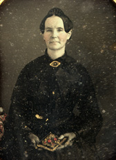 Maria Christina Turner Shackleford, wife of John McQueen Shackleford of Letohatchee in Macon...