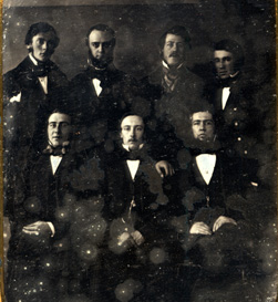 Group of young men.