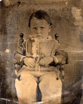 Unidentified young boy.