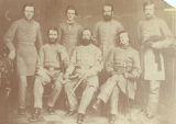 Members of the original staff of the 14th Alabama Infantry regiment.
