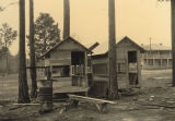 Construction of tubercular isolation cottages in Washington County, Alabama.