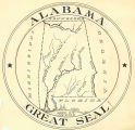 Great Seal of Alabama.