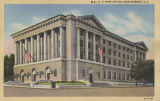 """U.S. Post Office, Montgomery, Ala."""