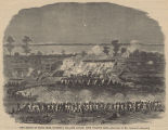 """The Battle of Santa Rosa, October 9, 1861.--The Attack Upon Wilson's Camp."""