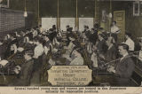 """A Sectional View of the Typewriting Department, Massey Business College, Birmingham,..."