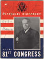 Pictorial Directory of the 81st Congress.