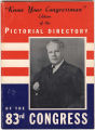 Pictorial Directory of the 83rd Congress.