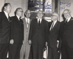 Boykin and other congressmen at a luncheon.