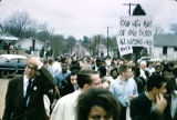 Selma to Montgomery marchers in Montgomery.