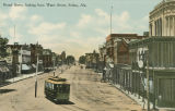 """Broad Street, looking from Water Street, Selma, Ala."""