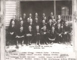 """Beta Theta of Sigma Nu"" at Auburn University."