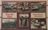 """Trade Day, First Monday, Scottsboro, Alabama."""