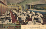 Elite Cafe Dining Room, Montgomery, Alabama.